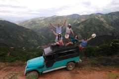 Jeep Finca La Manchuria